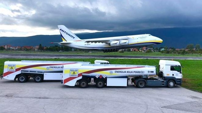 Hifa Oil opens a terminal by world standards at Sarajevo International Airport